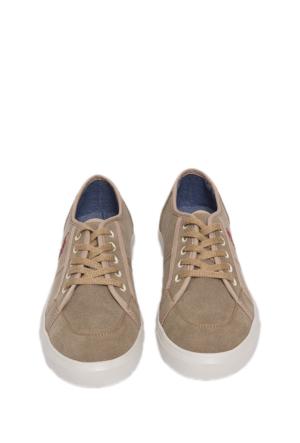 U.S. Polo Assn. K6Christy Kadın Ayakkabı Bej 50154908-570