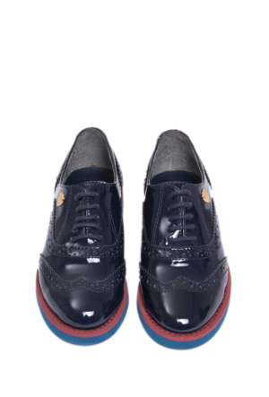U.S. Polo Assn. Kız Çocuk K6Lux Ayakkabı Lacivert