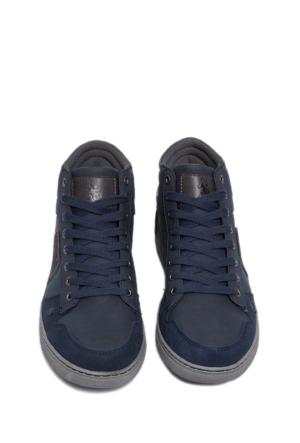 U.S. Polo Assn. K6Uspy105 Erkek Ayakkabı Lacivert 50155106-200