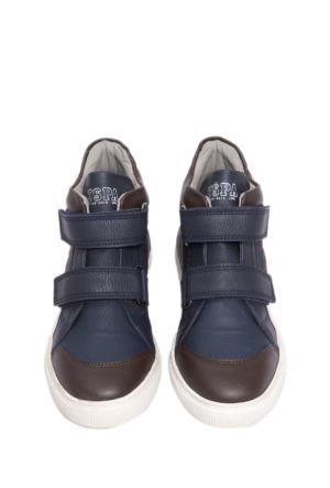 U.S. Polo Assn. K6Uspy150 Erkek Çocuk Ayakkabı Lacivert 50155300-200