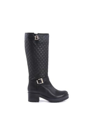 Rouge Kadın Çizme Siyah