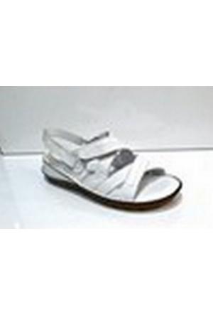 Punto 545239 Kadın Deri Sandalet