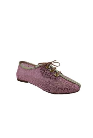 Punto 670037-04 Kadın Babet Ayakkabı