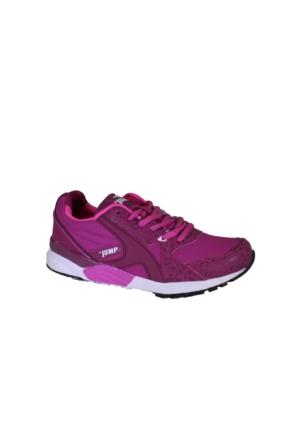 Jump 13822Z Bağlı Siyah Kadın Spor Ayakkabı