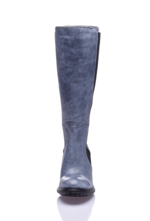 Bueno Shoes Kadın Mavi Çizme H2904