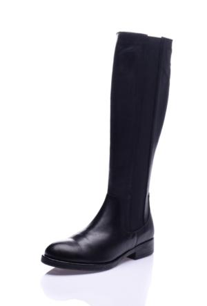 Bueno Shoes Kadın Siyah Çizme H703