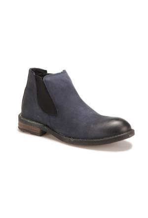 Garamond 51540-1 M 1366 Lacivert Erkek Deri Klasik Ayakkabı