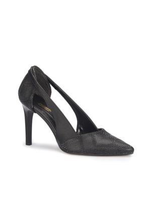 Polaris 71.309803.Z Siyah Kadın Ayakkabı