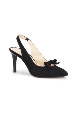 Polaris 71.309808.Z Siyah Kadın Ayakkabı