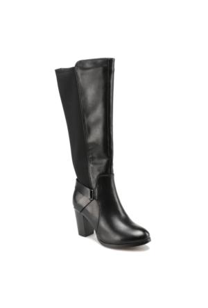Miss F F17159 Siyah Kadın Çizme
