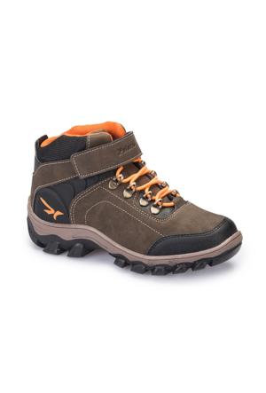 Polaris 62.507864.F Kahverengi Erkek Çocuk Outdoor Ayakkabı