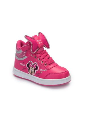 Mickey Mouse A3360319 Pembe Kız Çocuk Sneaker Ayakkabı