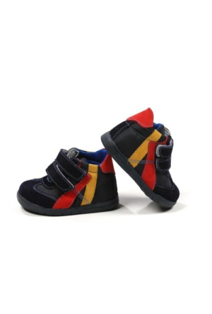 Sanbe 305 I 4107 Deri İlkadım Ayakkabı Mavi
