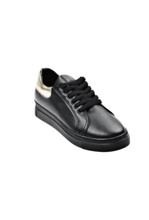 Ayakkabı - Siyah Altın - Zenneshoes