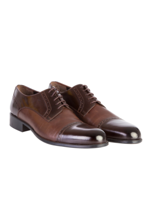 Kiğılı Neolit Taban Deri Ayakkabı 6KOKTN453
