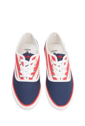 U.S. Polo Assn. Kadın Sandalet 50148496-200 Y6Burrito