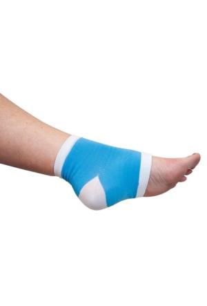 İcemen 193K Silikon Jel Topuk Çorap Ten Rengi