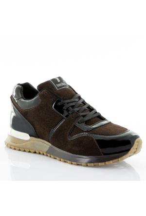 Tonny Black Lv.7 Günlük Deri Erkek Ayakkabı