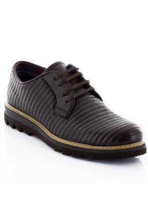 Tonny Black Beta Günlük Deri Erkek Ayakkabı