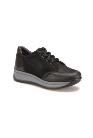 Travel Soft 26231 Z Siyah Kadın Ayakkabı