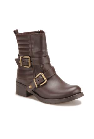 Kinetix A1307311 Kahverengi Kadın Çizme