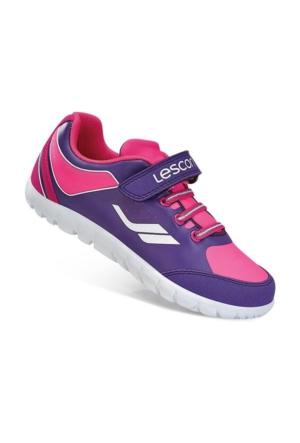 Lescon L-2730 Günlük Koşu Yürüyüş Kız Çocuk Ayakkabı