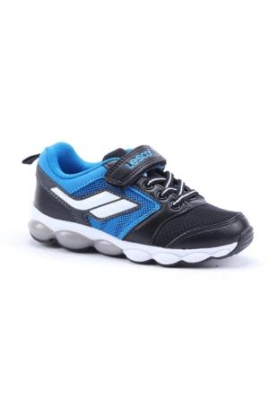 Lescon L-3733 Fileli Günlük Yürüyüş Erkek Çocuk Spor Ayakkabı