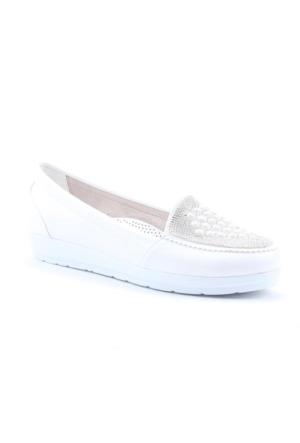 Caprito Y-3011 Ortopedik Yürüyüş Günlük Spor Babet Ayakkabı