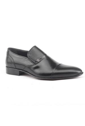 John Paul 1030 %100 Deri Abiye Damatlık Klasik Erkek Ayakkabı