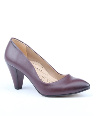 Cudo 501 Günlük Klasik Topuk 7,5Cm Bayan Ayakkabı