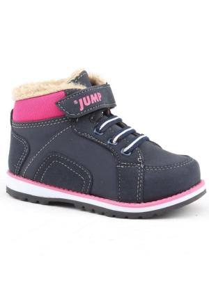 Jump 14125 E İçi Termal Kürklü Kız Çocuk Spor Bot Ayakkabı