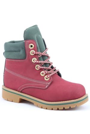 Jump 14114 E Termo Taban Erkek Kız Çocuk Bot Ayakkabı