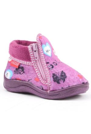 Gezer 02241 Ev Ve Kreş Kız Çocuk Okul Panduf Ayakkabısı