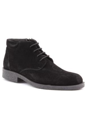 Corcuk 150 %100 Deri İçi Termal Astarlı Erkek Bot Ayakkabı