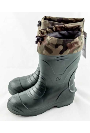 Camminare Avistanbul Voyager Camo -30° Konçlu Kısa Erkek Çizme 35cm
