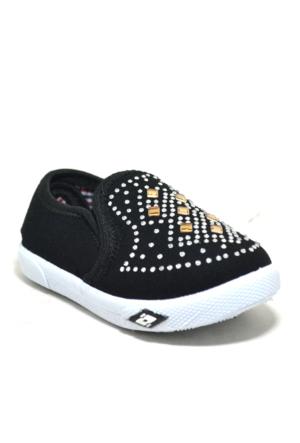 İlk Adım Vans Lastikli Kız Bebek Ayakkabısı