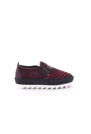 Rouge Slip-On Kadın Ayakkabı