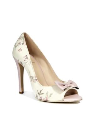 Desa Kadın Klasik Ayakkabı Bej 5923
