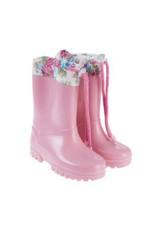 Soo Be Kız Çocuk Yağmur Botu Pembe (26-35)