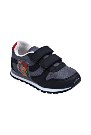 Ben Ten Adros Siyah Erkek Çocuk Sneaker Ayakkabı