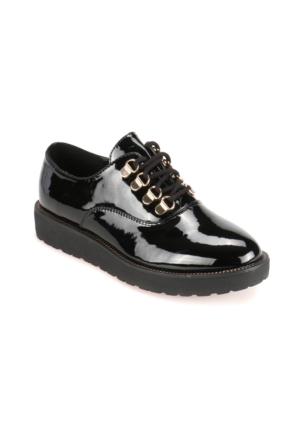 Polaris 52.307740.Z Siyah Kadın Ayakkabı