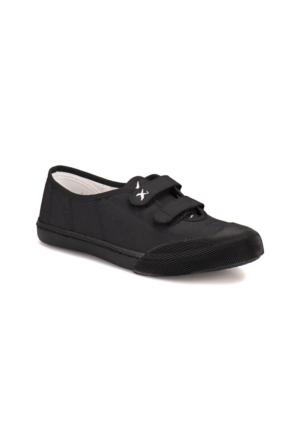 Kinetix 1275249 Siyah Kadın Sneaker