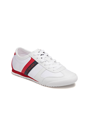 U.S. Polo Assn. A3350096 Beyaz Kadın Sneaker