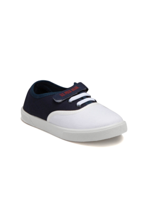 U.S. Polo Assn. A3353191 Beyaz Unisex Çocuk Sneaker