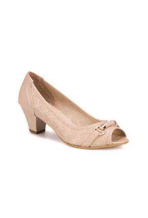 Polaris 61.308607.Z Bej Kadın Ayakkabı