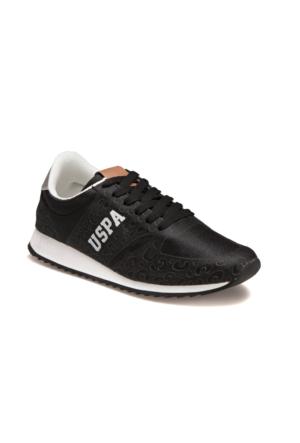 U.S. Polo Assn. A3351874 Siyah Kadın Sneaker