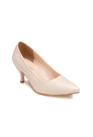 Polaris 61.307282.Z Bej Kadın Ayakkabı
