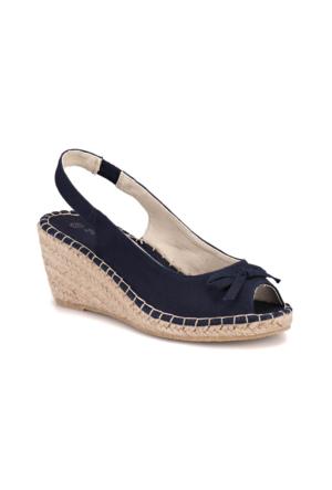 Polaris 61.308468.Z Lacivert Kadın Ayakkabı