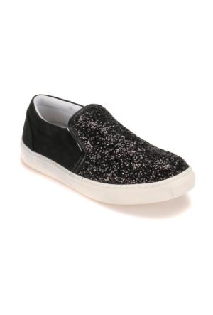 Jj-Stiller Ma15 Siyah Kadın Ayakkabı