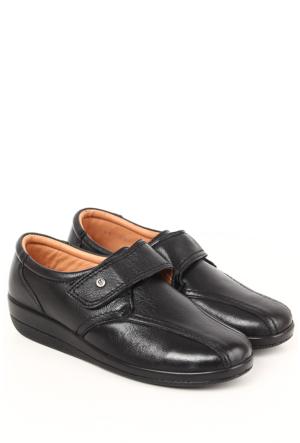 Gön Deri Kadın Ayakkabı 32007